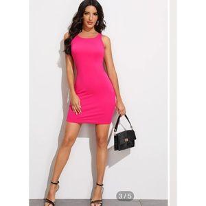 Dresses & Skirts - ◾️3/$25 Pink BodyCon Dress